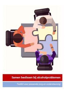 Samen beslissen bij alcoholproblemen